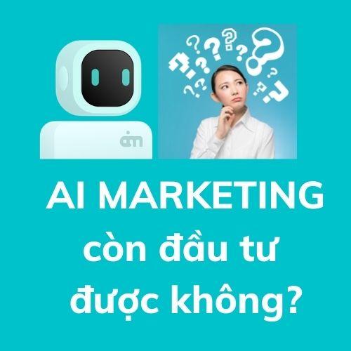 AI Marketing lừa đảo Ponzi? Còn đầu tư Ai Marketing được không?
